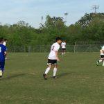 Smyrna High School Boys Varsity Soccer beat Lebanon High School 1-0