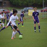 Smyrna High School Boys Varsity Soccer beat Columbia Central High School 2-1