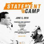 Statement Camp '16