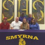 Mabry Signs with Vol State