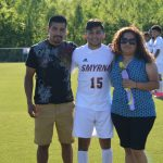 Martinez Named to THSSCA All-State Team