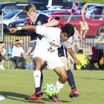Cernas Sends Bulldogs to District Semi-Finals