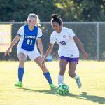 Girls Varsity Soccer beats Wilson Central 2 – 1