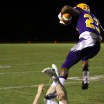 Smyrna High School Freshman Football beat Siegel High School 34-14