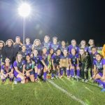 Lady Bulldogs Win First District Championship in Program History