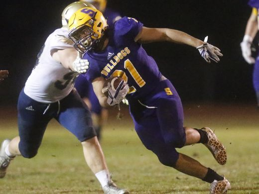 Smyrna football defense steps up, but Independence slips by with first-round win