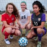 Lady Bulldogs earn recognition on All-Area teams
