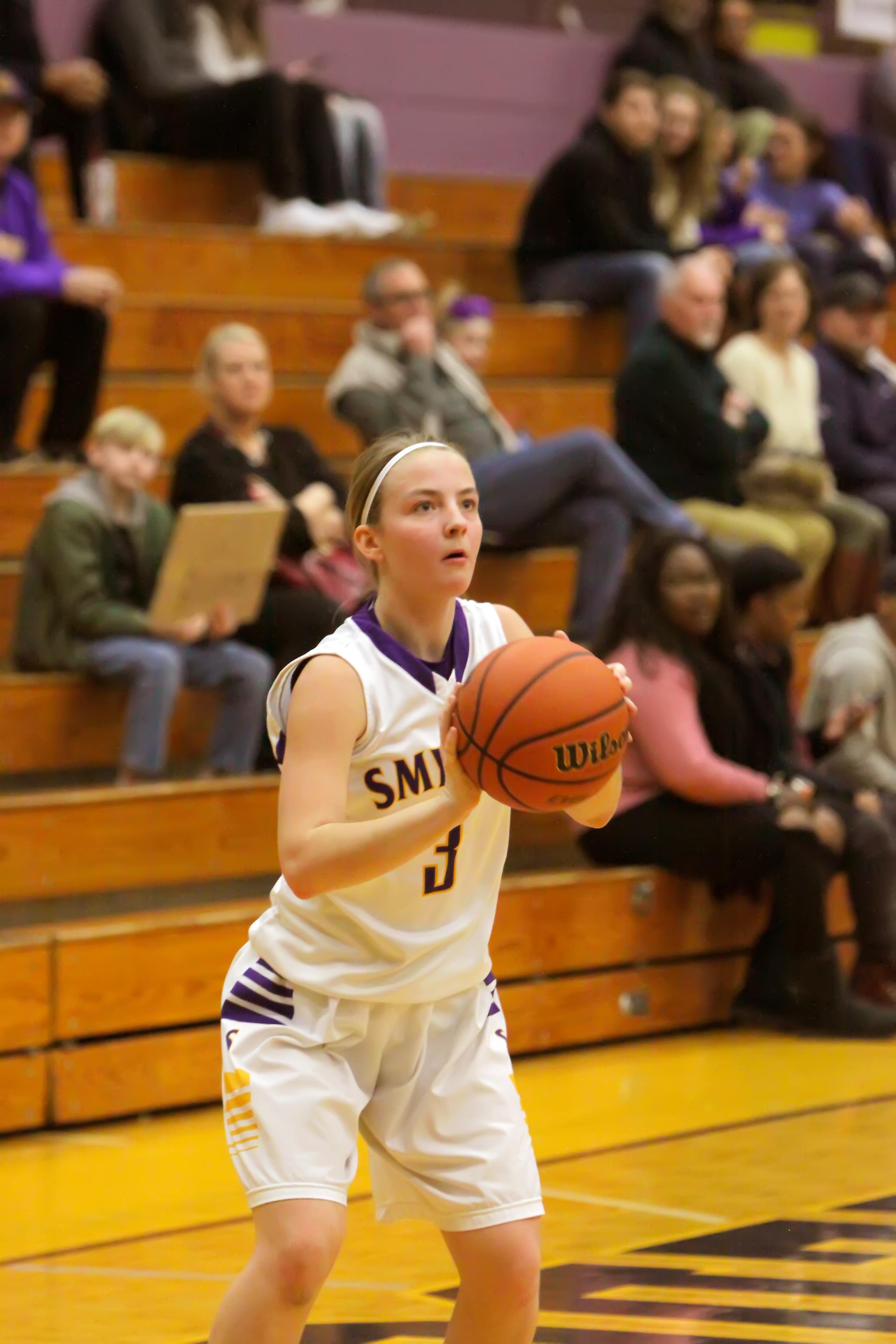 Girl's Basketball Picks up Timely Win