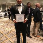 Smith Receives NFL Scholar-Athlete Award