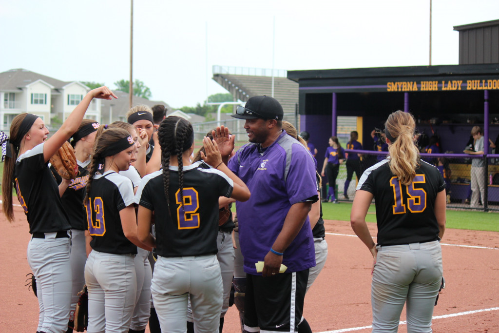 Softball lands three on the All-County team
