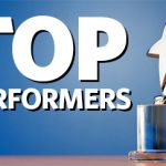 Tuesday's Top Performers