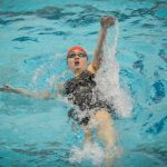 DNJ All-Area Girls Swimming Team
