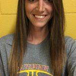 Jordyn Hartsfield named girls basketball coach