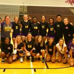 Eagleville team camp affirms progress of Lady Bulldog Volleyball team
