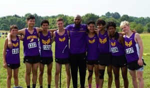 Cross Country-Volyes Invitational