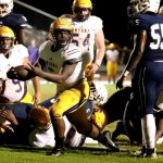 Bannister returns, Smyrna rolls past Siegel 31-6
