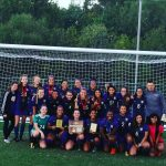 Lady Bulldog soccer team wins back-to-back championships