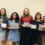 Volleyball hands out season awards