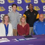 Fleming signs with TSU softball