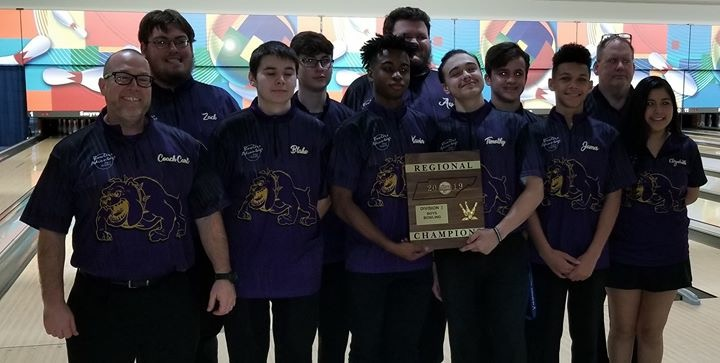 Bowling claims another region championship