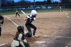 Softball vs Central Magnet