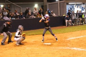 Softball vs Siegel