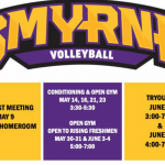 Upcoming Volleyball Events