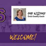 Welcome Coach Amy Williams!