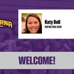 Welcome Coach Katy Bell