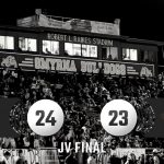 JV Football defeats Blackman in season opener