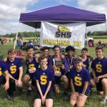 Varsity Cross Country finishes 3rd  at Oakland Invitational