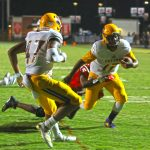 Bulldogs beat Overton 34 – 14 for first win