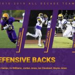 All-Decade: Defensive Backs