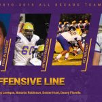 All-Decade: Offensive Lineman, Pt. 1