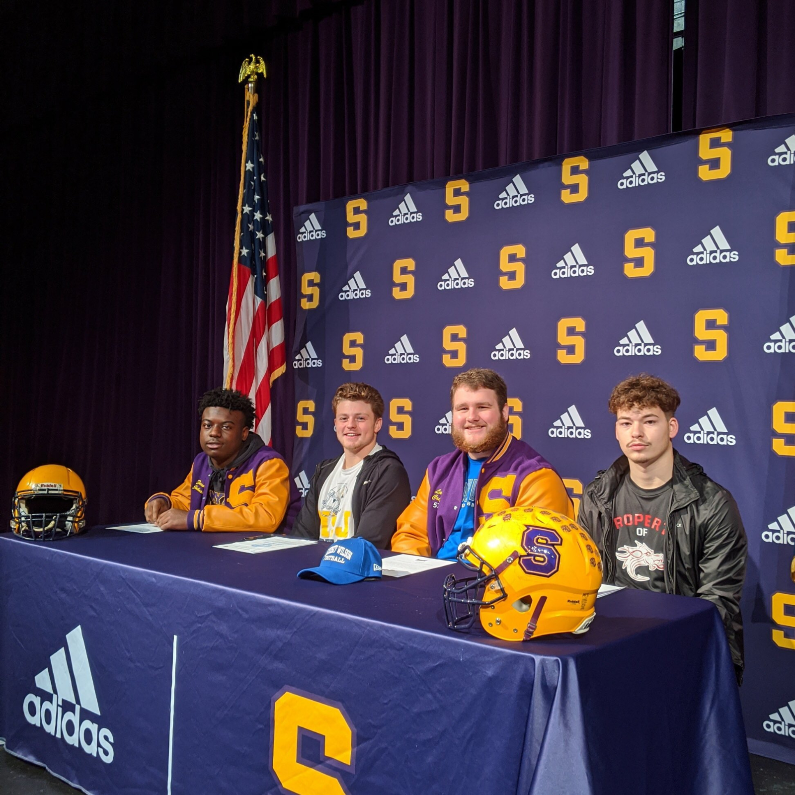 Football- National Signing Day