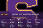Basketball Schedule Release
