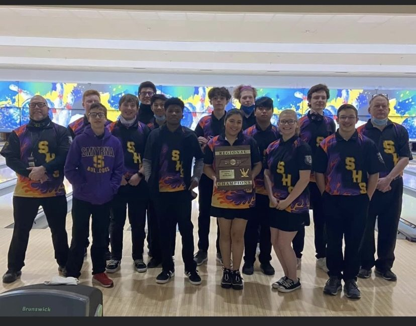 Smyrna Bowling wins first Region title in six years