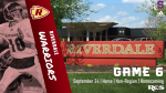 Football Opponent Preview – Game 6 – Riverdale