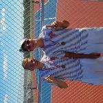 Bluffton High School Boys Varsity Tennis finishes 3rd place