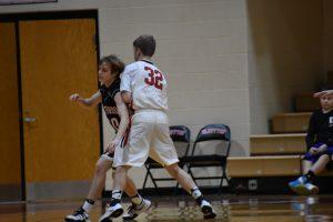Boys JV Basketball vs Eastbrook