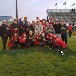 Bluffton High School Boys Varsity Track finishes 1st place