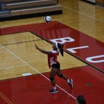 JV Volleyball vs Churubusco