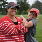 Girls Golf vs Heritage