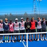 Bluffton High School Boys Varsity Tennis falls to Norwell High School 3-2