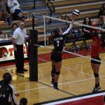 Varsity Volleyball vs Eastbrook