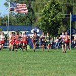 Boys Varsity Cross Country Regional @ IWU 2017