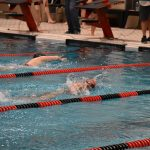Girls Varsity Swim vs Bellmont
