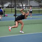 Girls Tennis vs Northfield