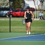 Girls Tennis vs Southside
