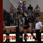 Varsity Volleyball vs Jay County